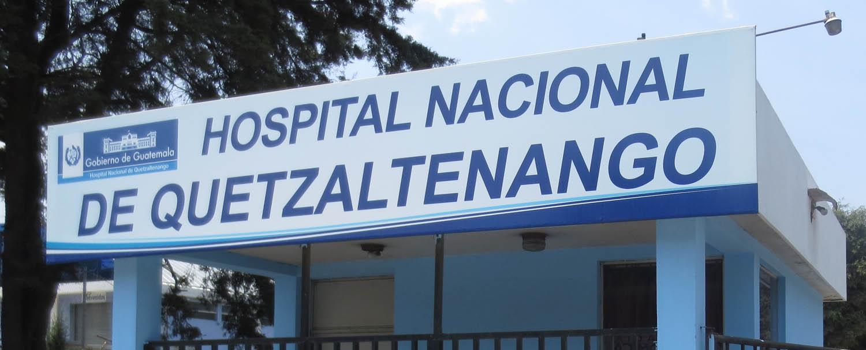 Hospital in Guatemala - Xela